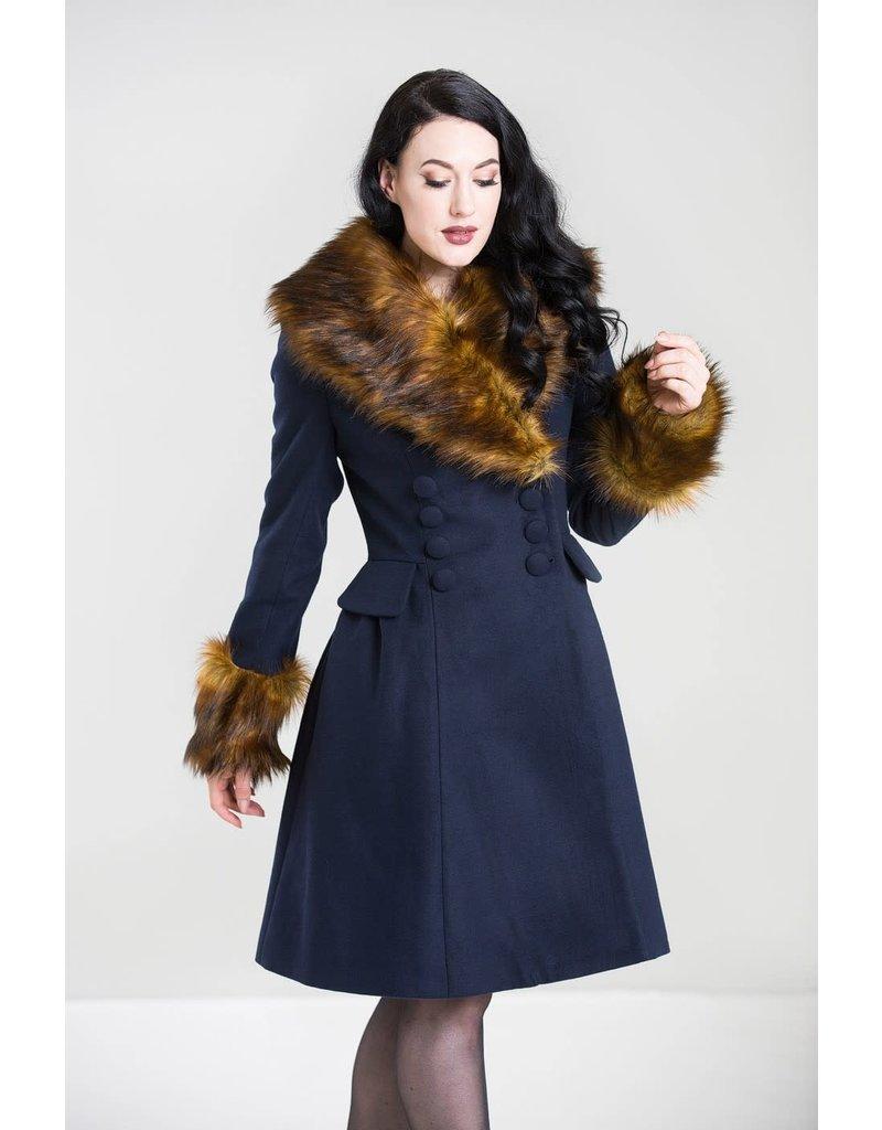 Hell Bunny Roxy Coat