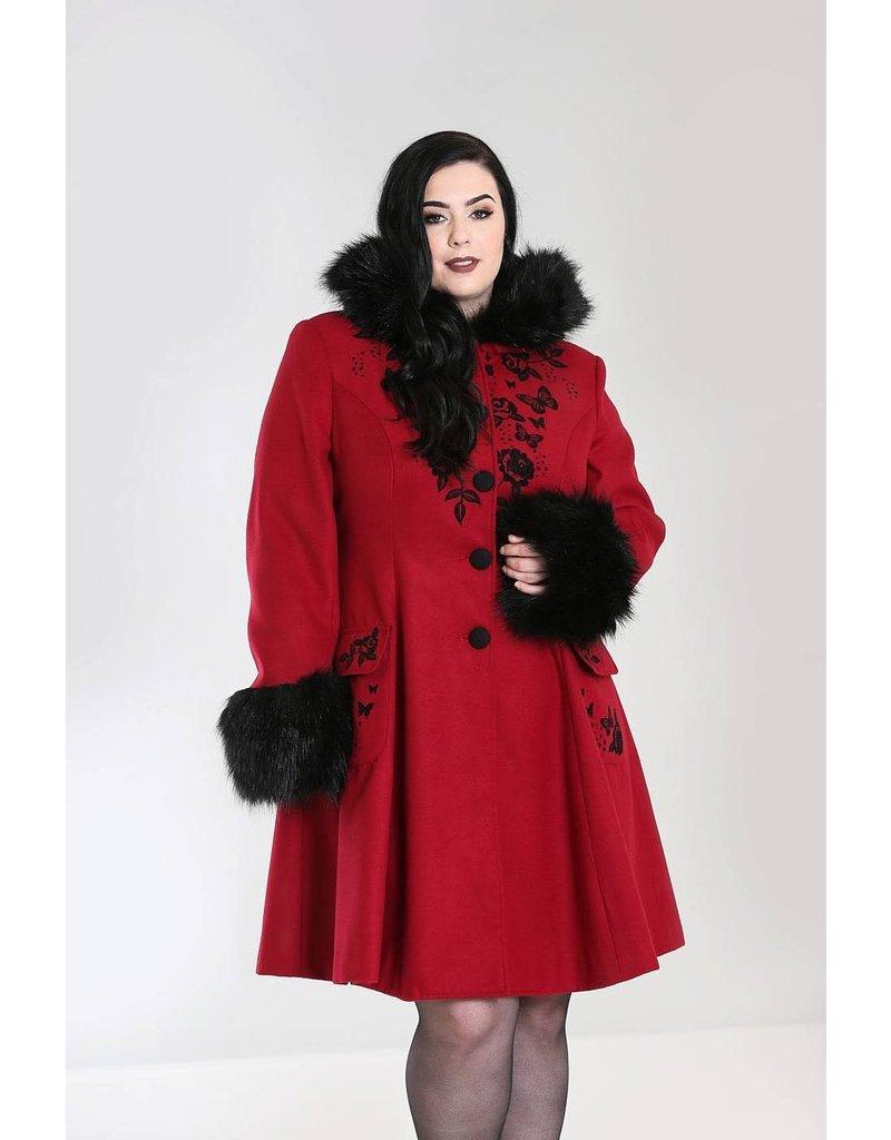 Hell Bunny Anderson Coat