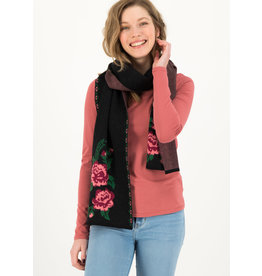 Blutsgeschwister Rosewood Tales sjaal - Midnight Roses
