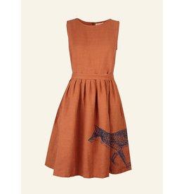 Palava Mabel - Rust Fox jurk