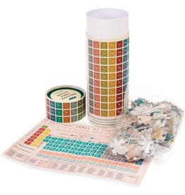 Periodic table puzzle 300 piece