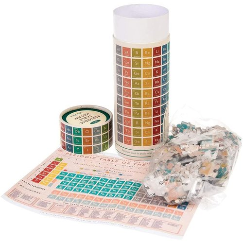 Periodic table puzzle 300 piece