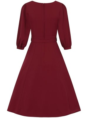 Collectif Emmalyn Flared Dress