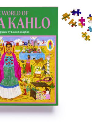 World of Frida Kahlo Puzzel