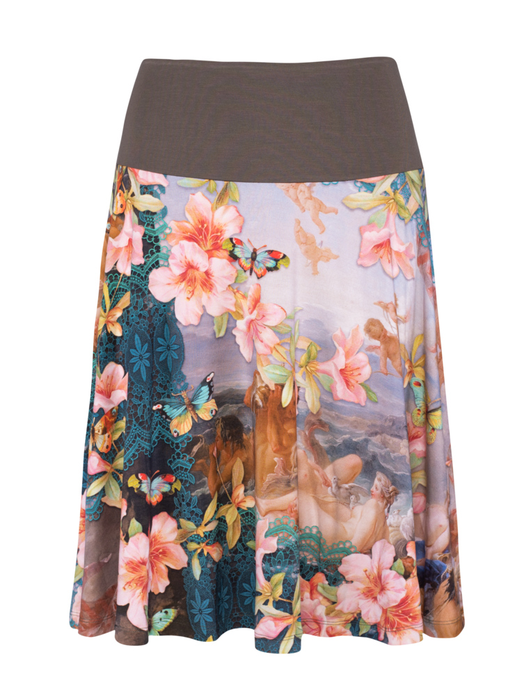 LaLaMour Circle Skirt Venus