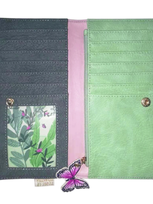 Disaster Boulevard Greenhouse Wallet