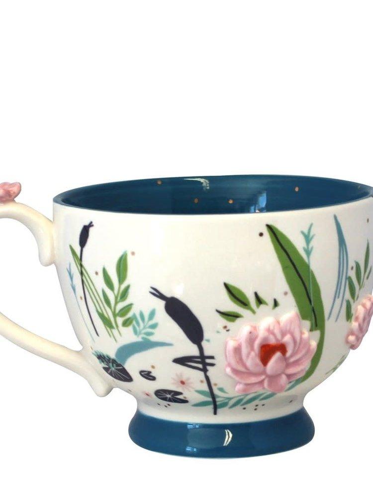 Disaster Secret Garden Swan Cup