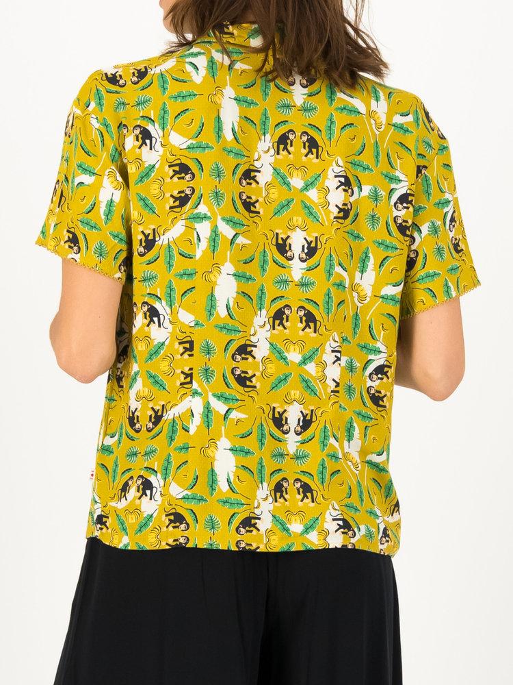 Blutsgeschwister Tropical sunset blouse