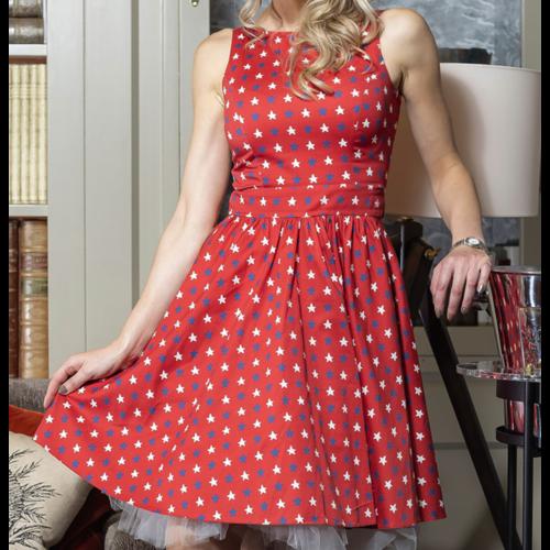 Lady V Tea Dress - Superstar size XXL