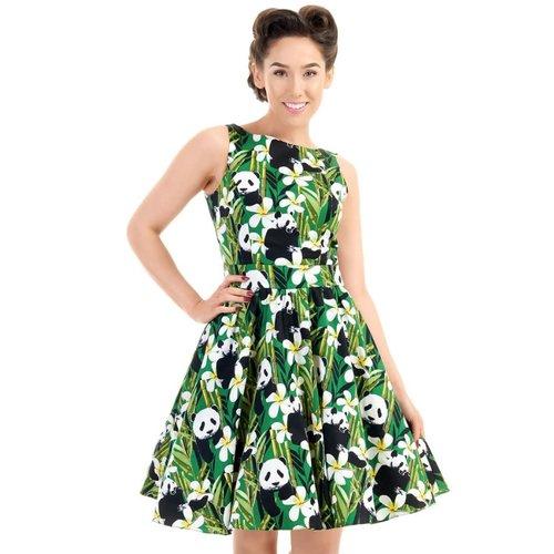 Lady V Tea Dress - Panda size XL