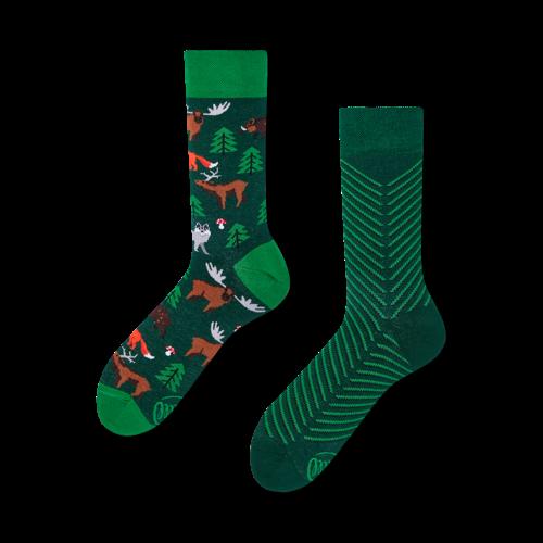 Many Mornings Scout Memory socks 43-46