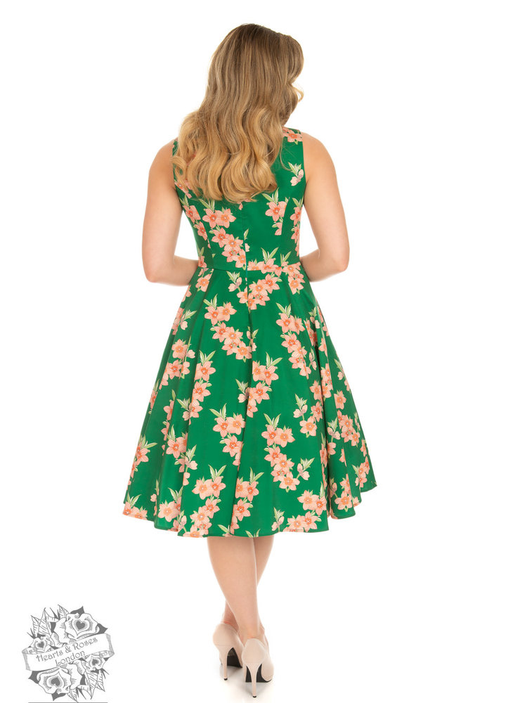 Hearts & Roses Beth Swing Dress