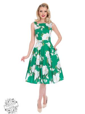 Hearts & Roses Gina Floral Swing Dress