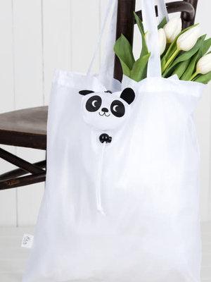 Rex London Foldaway bag Panda