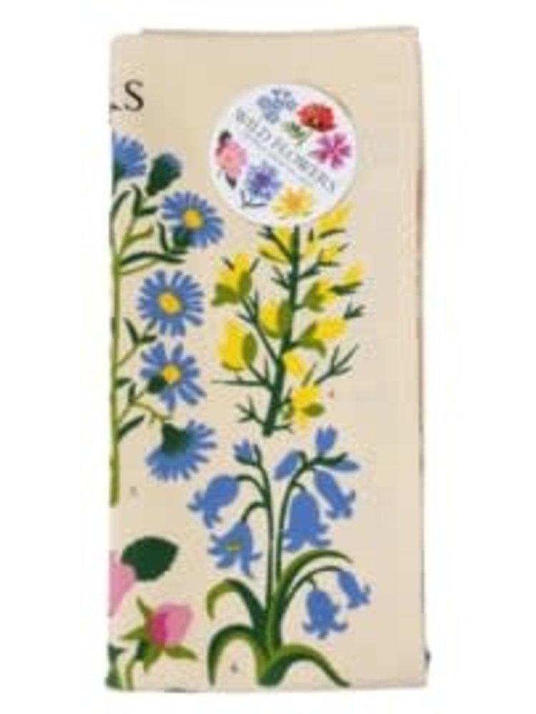 Rex London Wilde bloemen theedoek