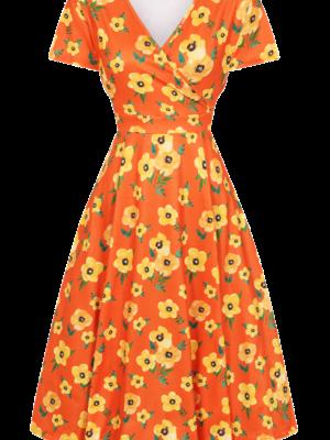 Lady V Lyra - Yellow Posie