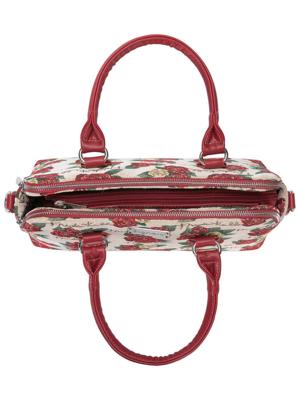 Frida Kahlo Triple Compartment bag