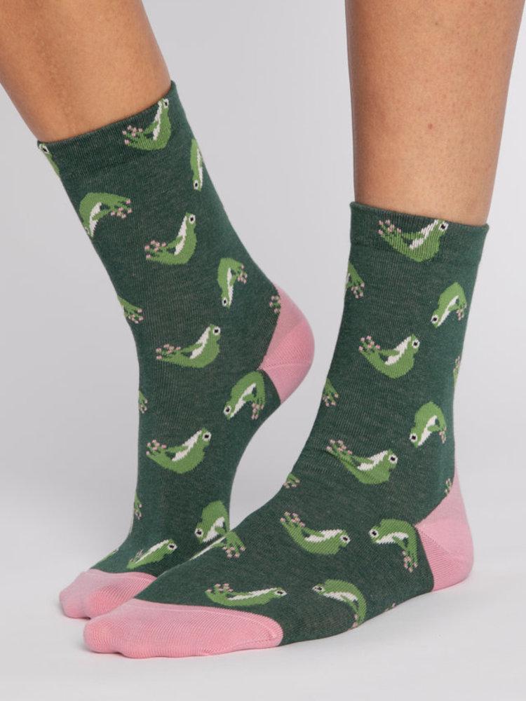 Blutsgeschwister Bluts Socks - Frog Feet