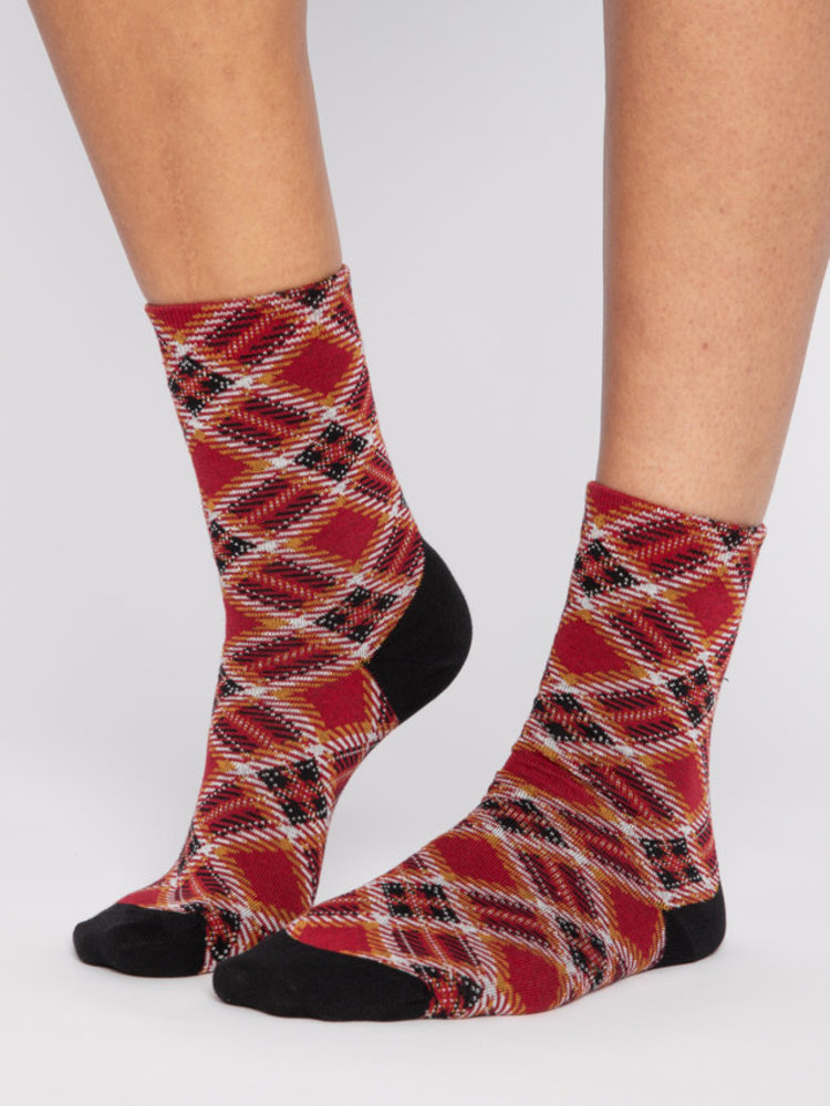 Blutsgeschwister Bluts Socks - Classy Checky