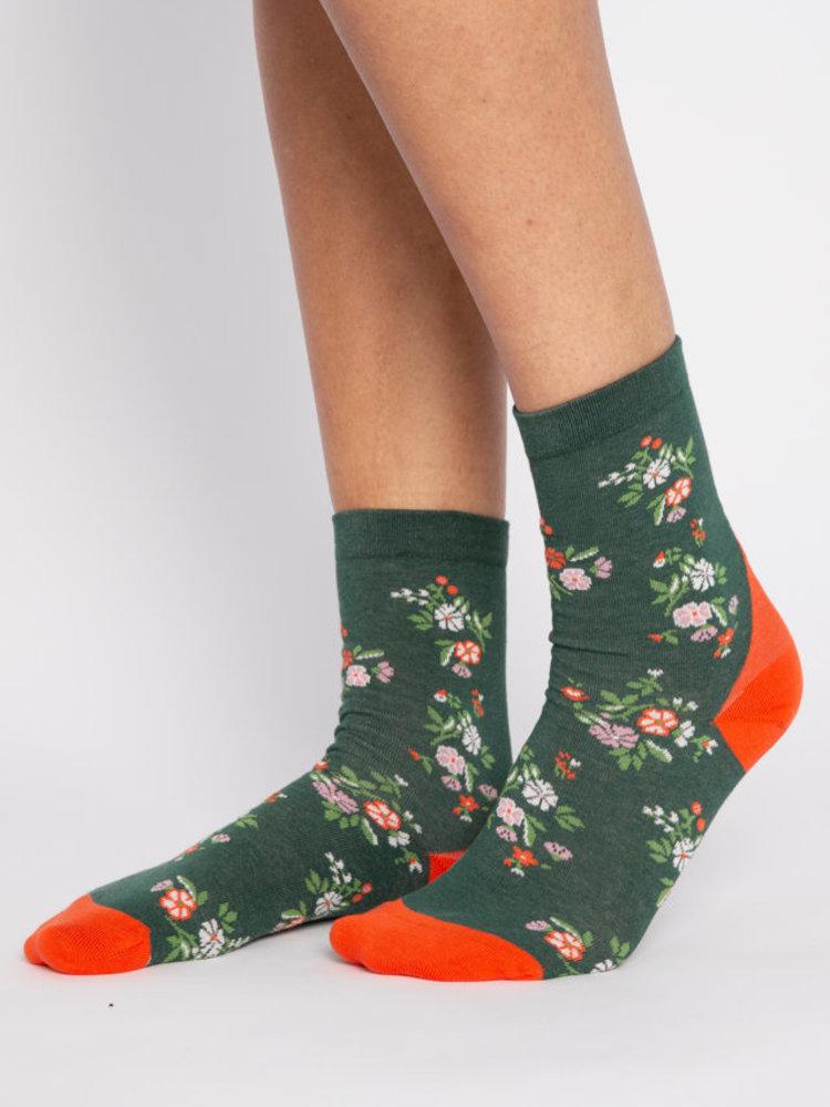 Blutsgeschwister Bluts Socks - Flower Feet