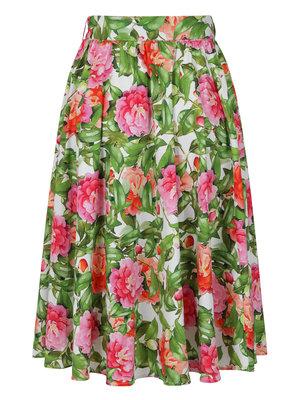 Hearts & Roses Francine Floral Swing Skirt