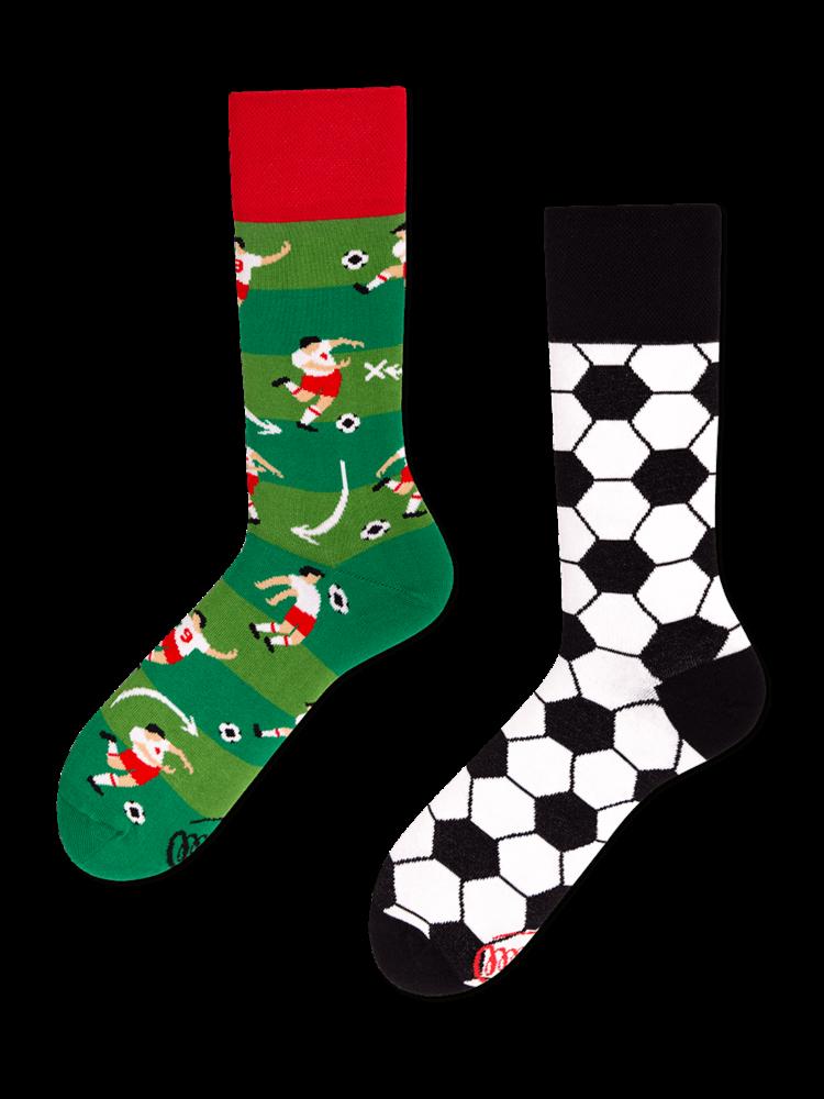 Many Mornings Football Socks 43-46