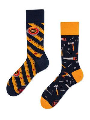 Many Mornings Handyman Socks 43-46