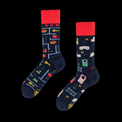 Many Mornings Gamer Socks 43-46