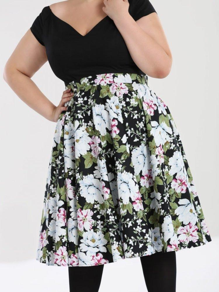 Hell Bunny Alba 50's Skirt