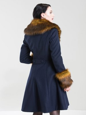 Hell Bunny Roxy Coat size S