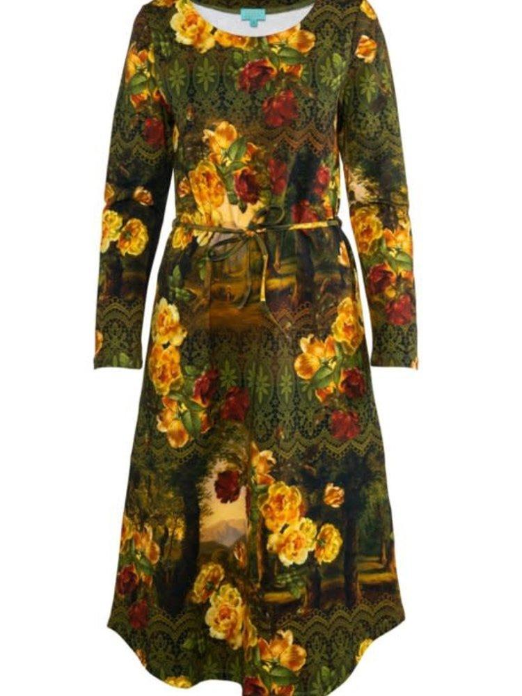 LaLaMour Scenery tunic dress