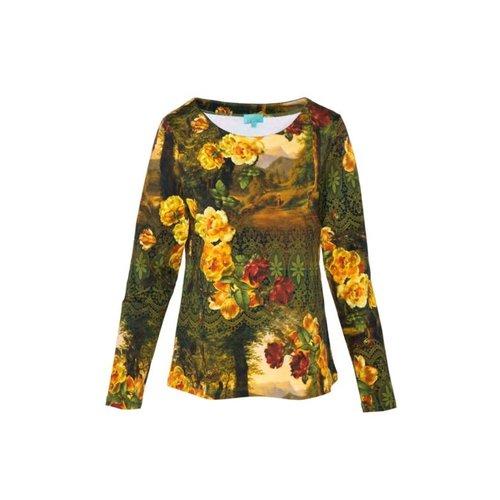 LaLaMour Scenery sweater