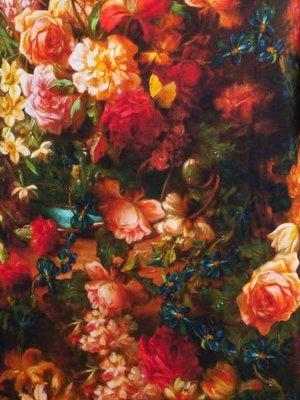 LaLaMour Bouquet Blouse