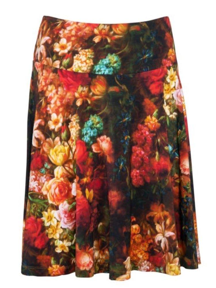 LaLaMour Bouquet circle Skirt