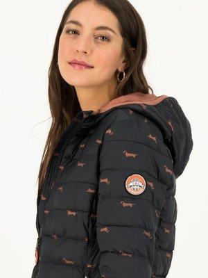 Blutsgeschwister Dachshund jacket size XL