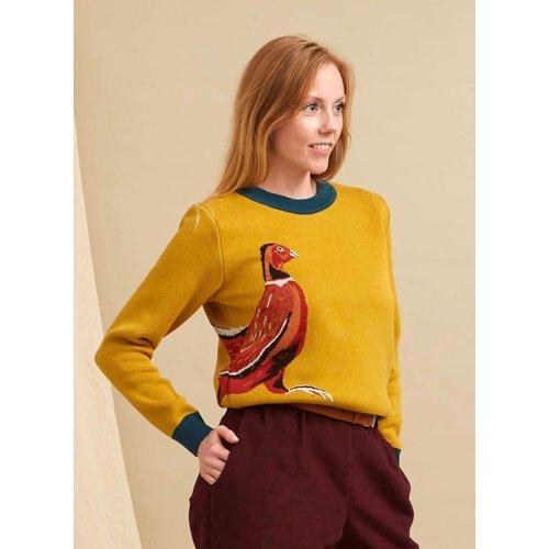 Palava Esther - Mustard Pheasant Jumper