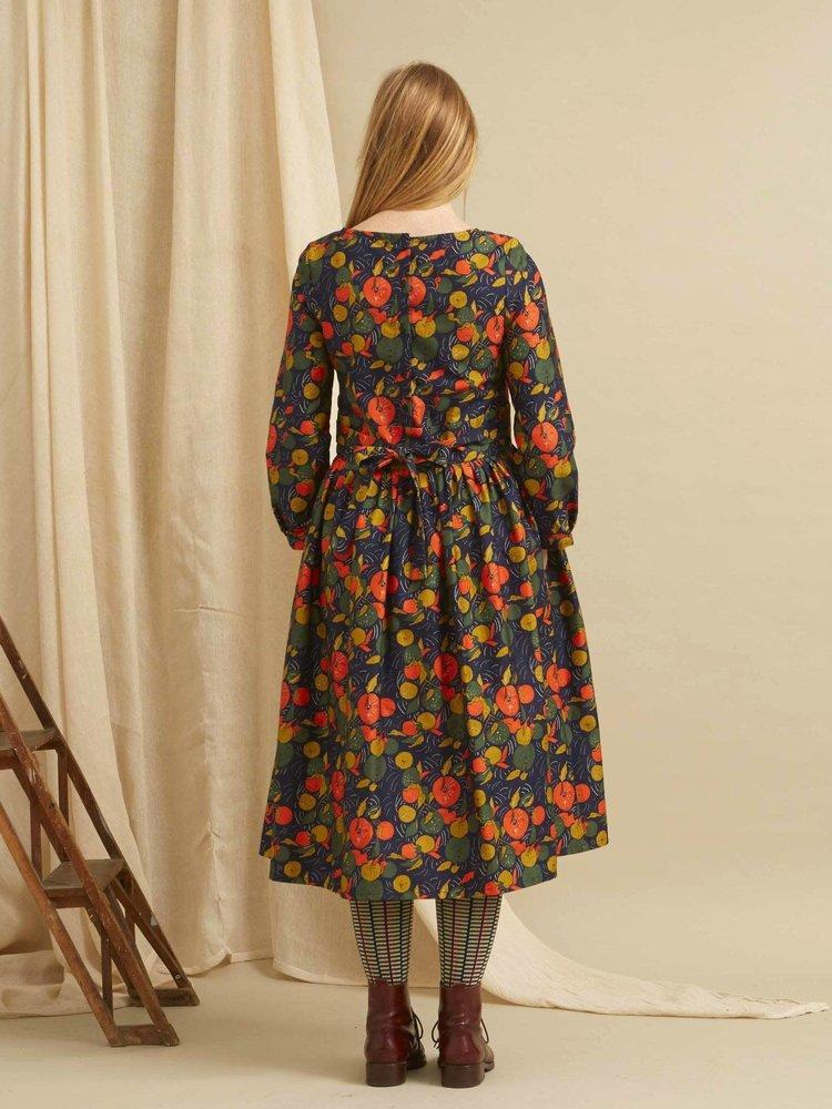 Palava Philippa - Navy Apple Orchard Dress
