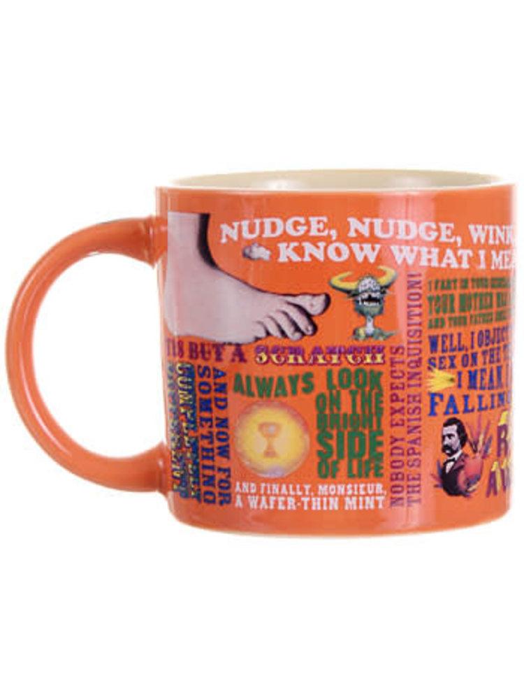 The unemployed philosophers guild Monty Python Quotes Mug