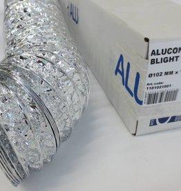 Luftschlauch Aluconnect 102mm 1m