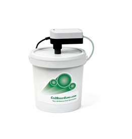 CO2 Booster für 1-2 m2