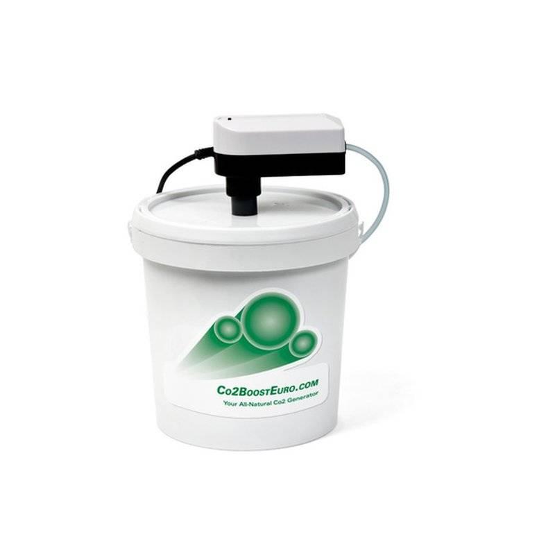 CO2 Booster für 1-2 m2