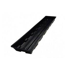 Librakasten mit Ablaufröhrchen 100cm