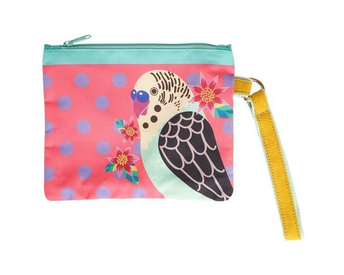 Singing with the Birds Clutch - Coral