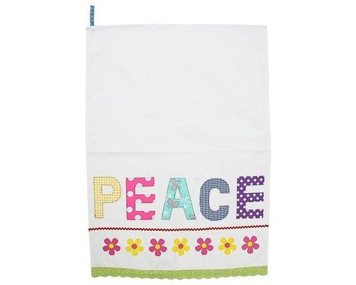 Tea Towel - PEACE