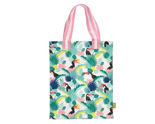 Tropical Paradise Found Tote Bag