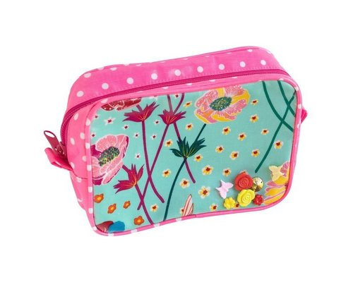 Oriental Blossom Toiletry Bag