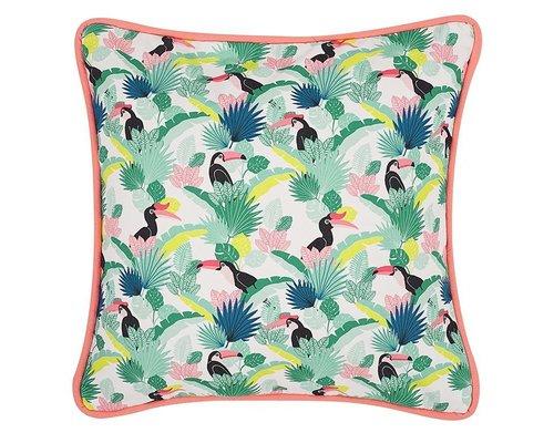Tropical Paradise Found Cushion