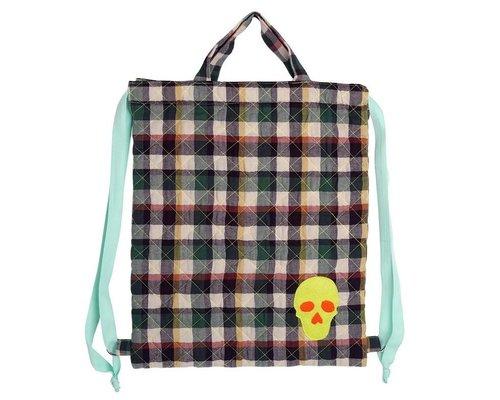 Kids Gym Bag Skull