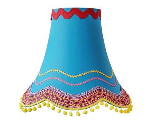 Lampshade Medium - Blue