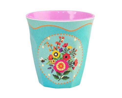 Romantic Garden Small Melamine Cup